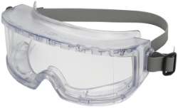 Goggles, Safety, Splash Resistant, Uvex